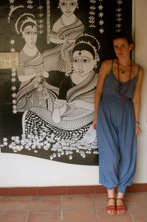 Pondicherry Oh la la livia